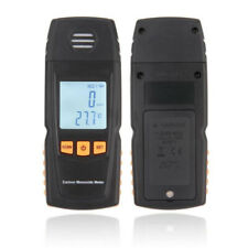 LCD Digital Carbon Monoxide Handheld Meter CO Gas Tester Detector Meter DX