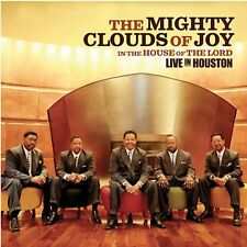 Mighty Clouds of Joy -In the House of the Lord: Live in Houston - New Factory CD