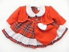Kinder Checked Dresses (0-24 Months) for Girls