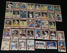 1983+1984 - MONTREAL EXPOS - STUART CO - MLB - PREMIUM - BASEBALL CARDS (38)