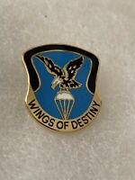 Authentic US Army 101st Aviation Group Unit DI DUI Crest Insignia G23