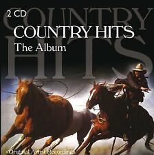 Country Hits - The Album - 2 CD