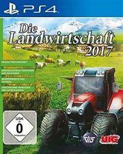Die Landwirtschaft 2017 PS4 PlayStation 4 NUEVO + Embalaje orig.