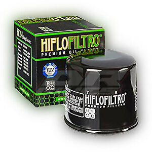 BMW K 1200 GT 05 06 07 08 Hi Flo Oil Filter