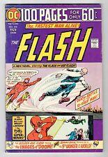 DC: THE FLASH #232 - VG Apr 1975 Vintage Comic
