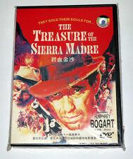 "Humphrey Bogart ""The Treasure of the Sierra Madre"" John Huston 1948 Classic DVD"