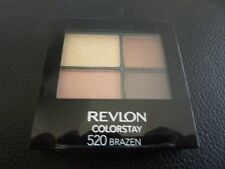 Revlon ColorStay 16 Hour Eye Shadow Quad - BRAZEN  #520 - Brand New / Sealed