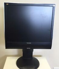 ViewSonic VG930M LCD Monitor  W/ VGA AND POWER CORDS VERY GOOD CONDITION B+