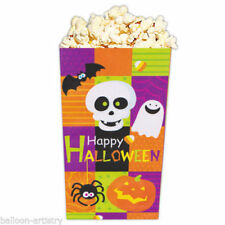 Paper Halloween Party Bags