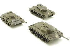 Roskopf Rmm Conjunto 3x Tanque M47 M48 T54 II Guerra Mundial 1606-08-30