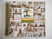 SONORA CUBANA : MUSIQUE DE CUBA  (SAMPLER VIRGIN 1999) || CD RTL Album Port 0€