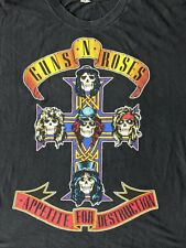 2009 Alstyle Guns And Roses Appetite for Destruction T-shirt size 2XL GNR VTG