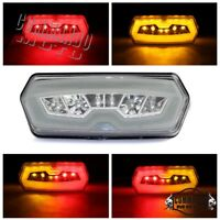 Motorcycle LED Brake Tail Light w/Turn Signals For HONDA MSX /Grom 125 2013-2016
