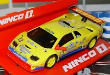 Ninco 55013 Lamborghini Diablo GTR Slot Car 1/32