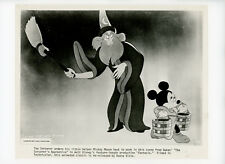 FANTASIA Original Movie Still 8x10 Walt Disney Mickey Mouse 1960s ReRelease 5097