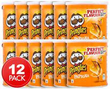 12 x Pringles Paprika Minis 40g