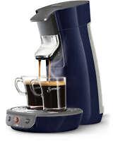 PHILIPS SENSEO Viva Café HD7821/73 Cafetière à dosettes Booster d'arômes bleue