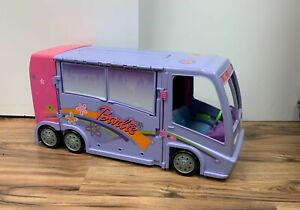 Barbie Jam 'N Glam Concert Tour Bus