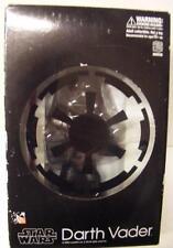 DARTH VADER STAR WARS MEDICOM 2006 SIDESHOW VINYL FIGURE VCD NEW NRFB