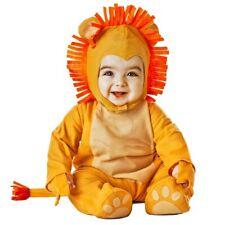 Disfraz de León, Para Bebés. Carnaval, Halloween. Little Lion Costume for Babies