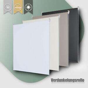 Verdunklungsrollo mit Bohren Rollos Thermorollo zum Wandmontage für Fenster Tür