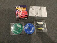 Lot of 3 Racing Fever Games:Screamer 2-Test Drive Off Road-Death Rally-Rally