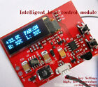 DS18B20 Intelligent heat control cooling module 5V-50V sensor W/ OLED Display