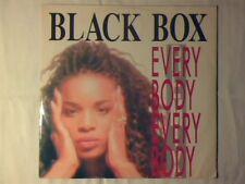 """BLACK BOX Everybody everybody remix 12"""" DJ LELEWEL RARISSIMO VERY RARE!!!"""
