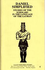 Book OF Daniel SImpfiled
