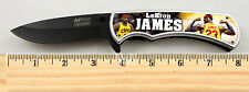 Cleveland Cavaliers LeBron James Tactical Limited Edition Spring Assisted Knife