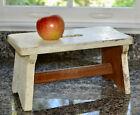 Vintage Handy Dandy Wooden Tot Step Stool