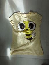Fishbone Damen T-Shirt Gr. M / gelb