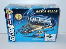 1993 GI JOE BATTLE CORPS RAZOR-BLADE HELICOPTER MISB SEALED BOX - HASBRO USA