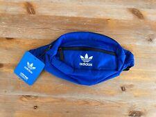 Adidas Originals National Waist Pack Cross Body Bag Adjustable Royal Blue Fanny
