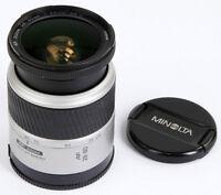 Minolta AF Zoom 28-80mm f/3.5-5.6 D MACRO ( passt f. SONY ) Fast wie NEU !