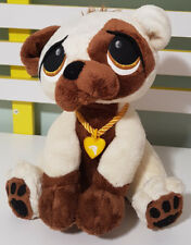 RESCUE PETS PUPPY DOG PLUSH TOY! BARKING SOFT TOY ABOUT 24CM SEATED KIDS TOY!