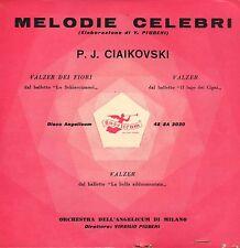 CIAIKOVSKI - Melodie Celebri - Lo schiacciaNoci / Il lago Dei Cigni - Angelicum