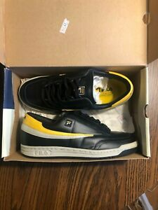 FILA Super Rare DEADSTOCK Wu Tang Clan CREAM Sneakers (Only 200 made) US 10.5