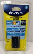 SONY Camera Handycam Battery LITHIUM (NP-FM50) New sealed