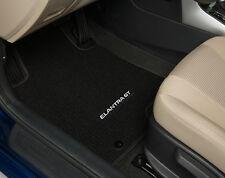 2012-2017  HYUNDAI ELANTRA GT BLACK FLOORMATS carpet mats sport hatchback 5 dr