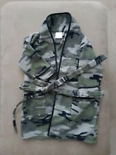 Camouflage Dressing Gown Age 2-3 Years