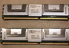 2pcs SimpleRexh 512MB 1Rx8 PC-2-5300F-555-11 Memory 1GB set