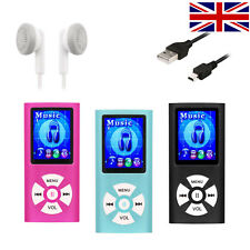 32GB MP3 MP4 MUSIC MEDIA PLAYER LCD SCREEN FM MOVIE VIDEO PHOTO GAMES