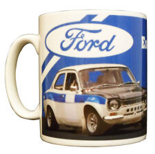 Ford Escort Mark 1 Rally Car Gift Mug