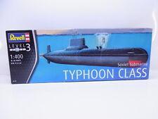 32817 %7c Revell 05138 Soviet Submarine Typhoon Class U-Boot 1:400 Bausatz NEU OVP