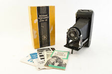 Kodak Vigilant Six-16 616 Film Folding Bellows Camera Original Paperwork and Box