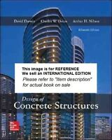 Design of Concrete Structures by Charles W. Dolan(Int' Ed Paperback)15ed