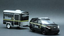 2016 GreenLight Hitch & Tow 2014 FORD INTERCEPTOR BOONE COUNTY SHERIFF POLICE!