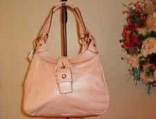NWT Coach Lynn Hobo Soho Leather Rare Blush Pink Handbag 17219