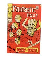 Fantastic Four #75 (Jun 1968, Marvel), Silver Age Fantastic Four